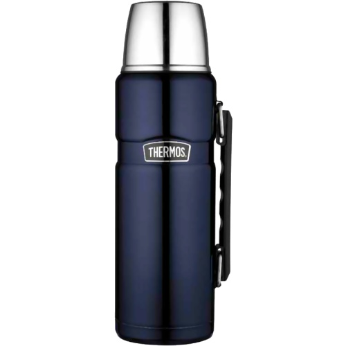 Thermos Stainless Steel King Flask - Blue (1200 ml) (Thermos 183267)